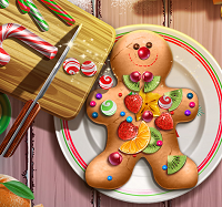 Play Gingerbread Realife Cooking