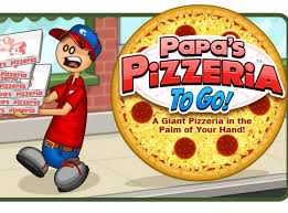 Play Papas pizza games
