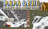 Play Papa Louie Moutain Adventure
