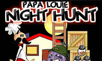 Play Papa Louie Night Hunt
