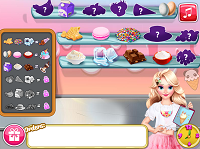 Play Eliza Ice Cream Workshop