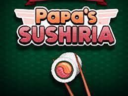 Play Papa's sushiria