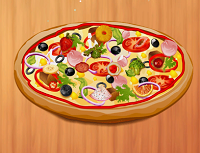 Play Pizza Maker
