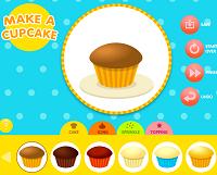 Play Thanksgiving Cupcakes
