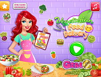 Play Vegetarian Food Delivery