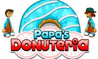 Play Papa's Donuteria