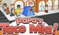 Play Papa's Taco Mia